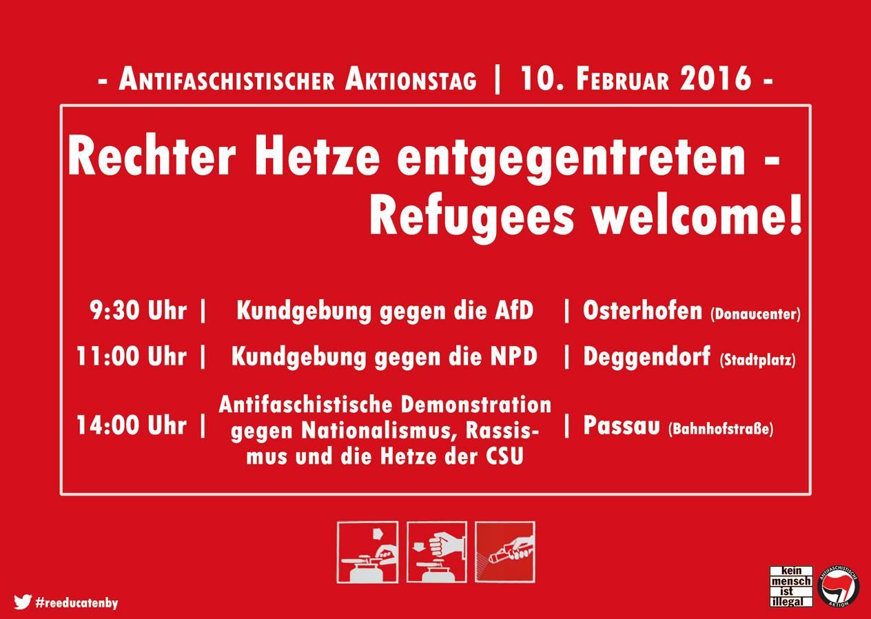 Antifa Aktionstag