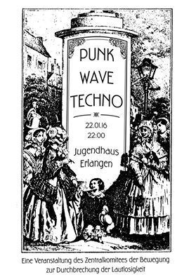 Punk Wave Techno
